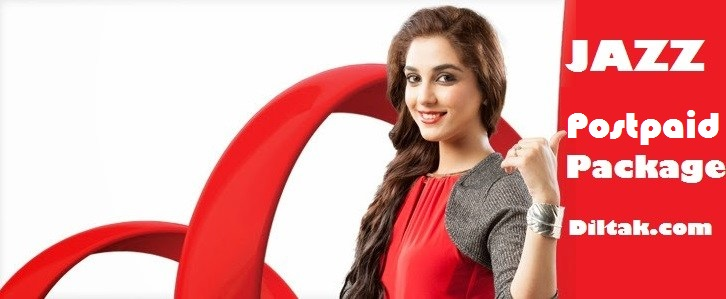 Mobilink Jazz Postpaid Packages