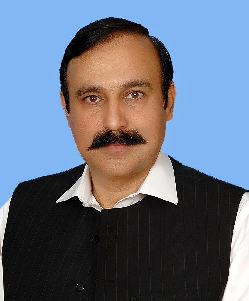 Dr. Tariq Fazal Chudhary
