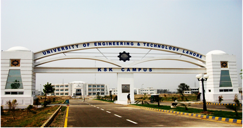 University of Engineering and Technology, Lahore