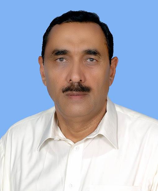 Mr Khial Zaman Orakzai