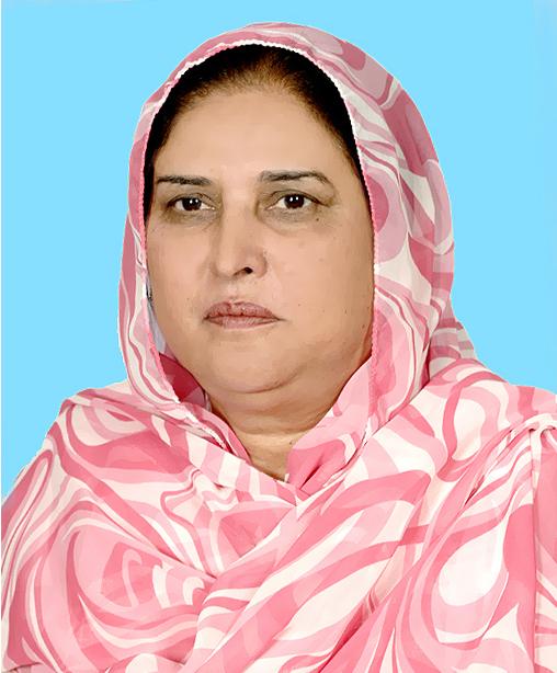 Nighat Parveen